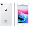 iPhone 8 64 GB - barva stříbrná - kategorie A+