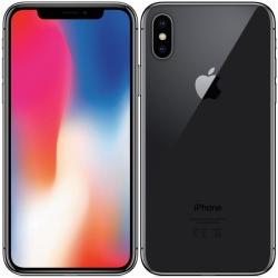 iPhone X 64 GB - barva černá - kategorie A