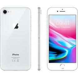 iPhone 8 256 GB - barva stříbrná - kategorie B