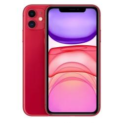 iPhone 11 64 GB - barva červená - kategorie A+